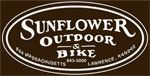 Sunflower Outdoor & Bike Logo